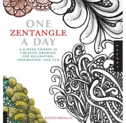 One Zentangle A Day by Beckah Krahula